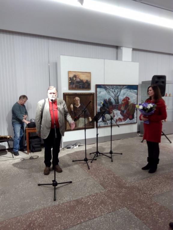 Выставка 8 декабря